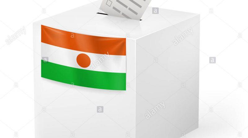 Niger :Le premier tour des élections aura lieu le 27 décembre 2020