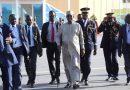 Le maréchal du Tchad rentre à N'Djamena