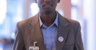 UA :Parmi  1700 candidats africains, Alhafiz Hassan, nommé jeune ambassadeur africain de la paix