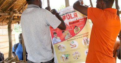 Ebola en RDC : 23 nouveaux cas en quatre jours, une nette reprise à la hausse