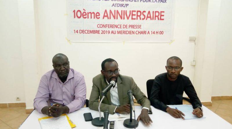 10ème anniversaire de l'Alliance tchadienne pour la défense des intérêts républicains et pour la paix