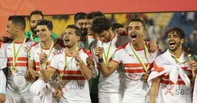 Sport: Le Zamalek remporte la Super Coupe d'Égypte