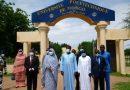 Madame Djalal Ardjoune visite l'Université de Mongo