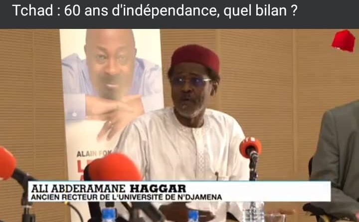 Ali Abdramane Haggar : «Les  Tchadiens  sont inquiets par ce qu'il n'y a que Dieu et le Président Deby»