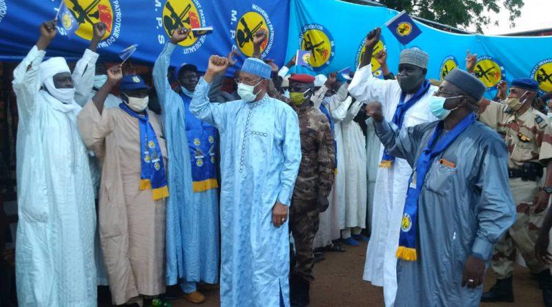 Mongo : Une cérémonie d'honneur à l'élévation du Président à la dignité du Maréchal