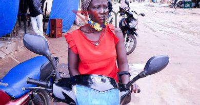 Tchad : Nous l'avons déniché, Françoise, la clandowoman va décrocher un emploi