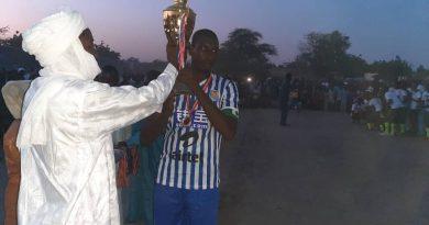 Sports : La finale du Championnat  à Bol arrachée par  le club de Airtel