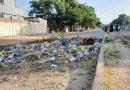N'Djamena: Diguel, 8ème arrondissement, un tronçon goudronné devenu dépotoir