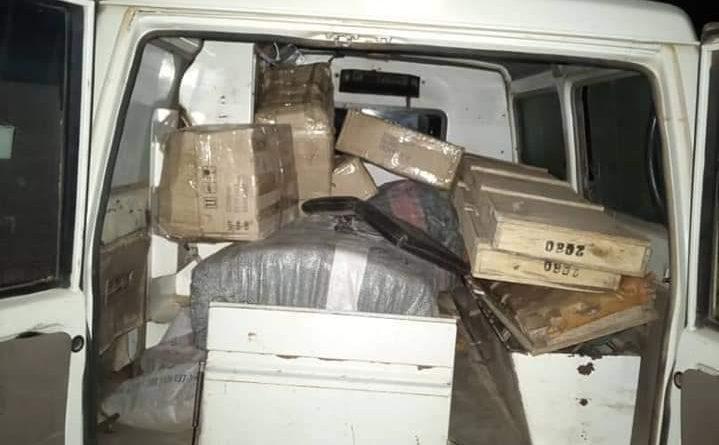 Niger :Une ambulance chargée de drogue interceptée par la sécurité
