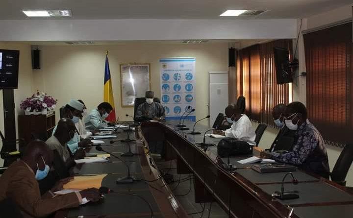 COVID19 : La coordination pour l'introduction du vaccin se concerte avec le ministre
