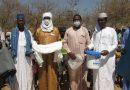 Guéra : Remise de matériel aux retournés de la RCA et à la population de Niergui