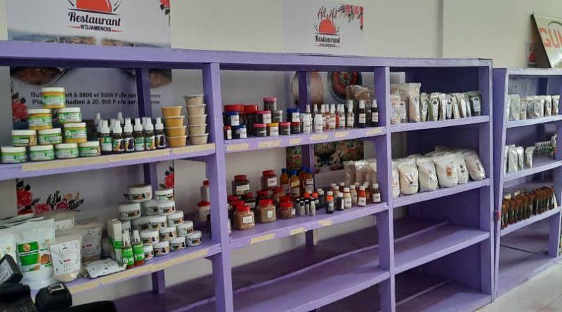 Entrepreneuriat : Une supérette marché ouverte pour valoriser les  produits locaux
