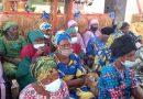 Les femmes de l'église ACT Rue de Dolisie célèbrent la SENAFET édition 2021
